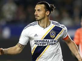 Zlatan Ibrahimovic's good performances have not been enough for Galaxy. GOAL