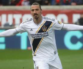 Zlatan Ibrahimovic enjoyed a stellar start to his MLS career. GOAL