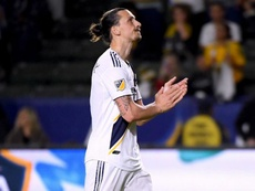 Montreal Impact 0 LA Galaxy 1: Ibrahimovic sent off for slapping opponent