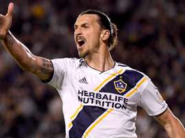 Senderos hailed Ibrahimovic's impact on the MLS. GOAL