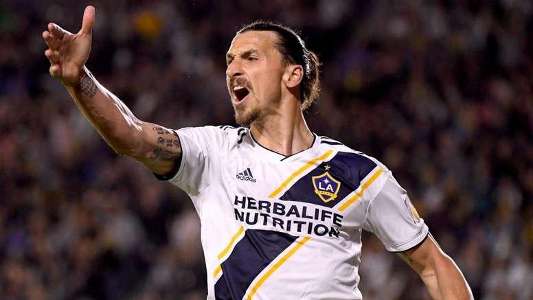 Senderos hailed Ibrahimovic's impact on the MLS. GOAL