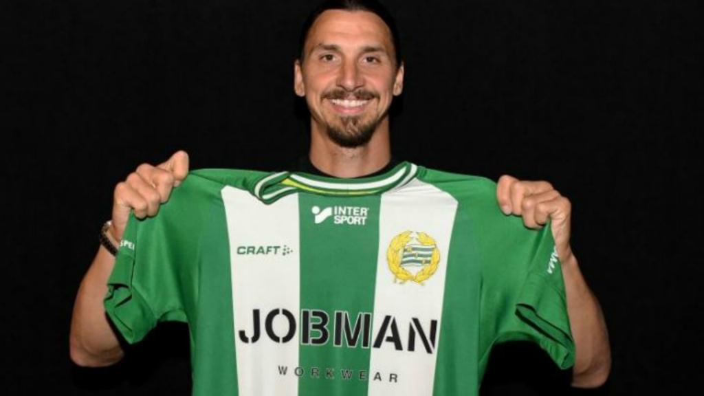 Zlatan Ibrahimovic devient actionnaire du club de Hammarby en Suède
