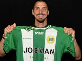 Ibrahimovic co-propriétaire du club Hammarby. Goal