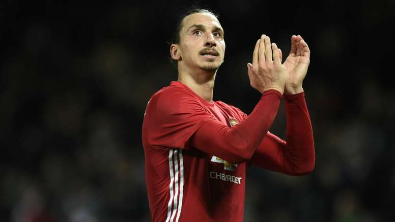 Zlatan Ibrahimovic has had a very important game today. Goal