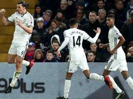 Zlatan Ibrahimovic Manchester United 2016