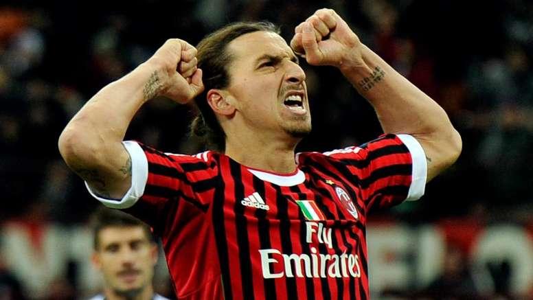 Ibrahimovic acerta retorno ao Milan, diz jornal
