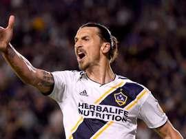 Ibrahimovic brille actuellement en MLS. Goal
