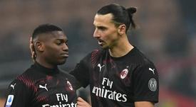Milan, possibile cambio modulo: 4-3-1-2, Ibrahimovic sponsorizza Leao. Goal