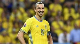 Ibra ficou de fora da lista da Suécia, e o time está fazendo história na Rússia. Goal