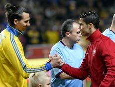 Avant d'attaquer CR7, Zlatan aurait dû réflechir. Goal