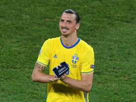 Ibrahimovic could play for Sweden at Euro 2020. GOAL