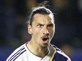MLS: Ibra, Galaxy into play-offs