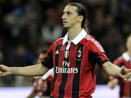 Ibrahimovic targets Serie A return to a club that 'has to win again'. AFP
