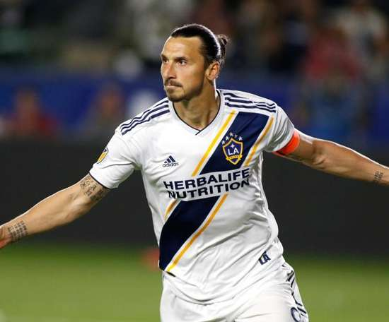Ibrahimovic says cold weather will not stop him. GOAL