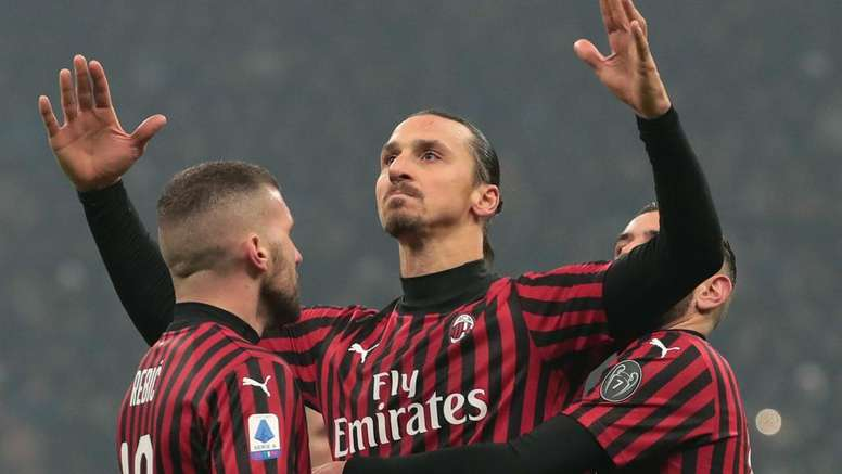Ibrahimovic lets Milan dream before Conte's title-hunting machine expose brutal reality