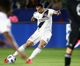 Ibrahimovic was unable to repeat his debut heroics. GOAL