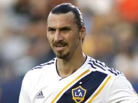 Ibrahimovic helped LA Galaxy end their long winless streak. GOAL