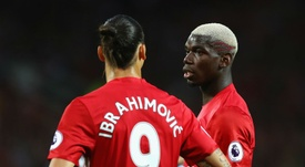 Ibrahimovic: Man United should sell Pogba if he wants to leave.