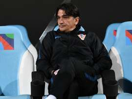 Zlatko Dalic spoke about the match against Spain. GOAL