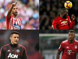 Otto grandi nomi per far tornare grande l'Inter. BeSoccer/EFE/AFP