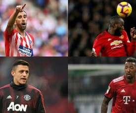 Eight big names to bring Inter back. BeSoccer/EFE/AFP
