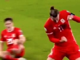 But de Bale face à la Croatie pour le 1-1. Capture/UEFAtv