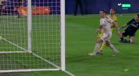 Bale volta a marcar no Espanhol. Captura/Movistar