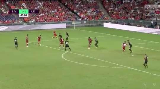 Coutinho sigue a lo suyo. Twitter/SkySports