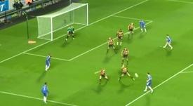Lampard marcó en 2008 una vaselina inolvidable. ChelseaFC