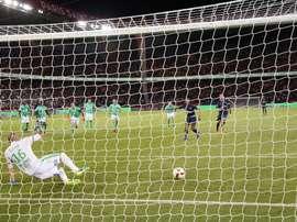 Segunda jornada seguida en la que el PSG no gana. PSG