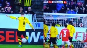 Marco Reus faz boa atuação. Captura/BeINSports