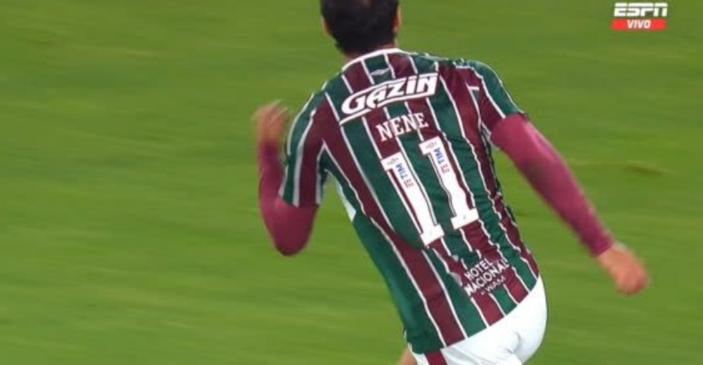 Nenê rescinde com Fluminense e encaminha ida ao Vasco até fim de 2022. Captura/ESPN