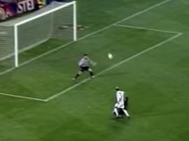 Un gol que el madridismo no olvida. Youtube/DUGOUT