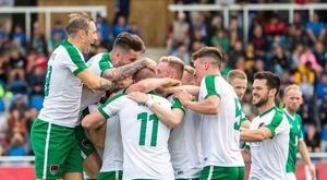 El Cork City logró otro título. CorkCity