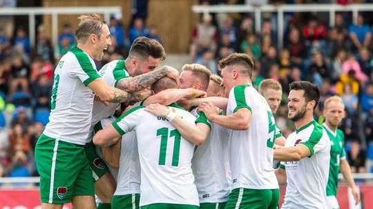 El Cork City cerró una liga histórica imponiéndose al Bray Wanderers ante su afición. Cork