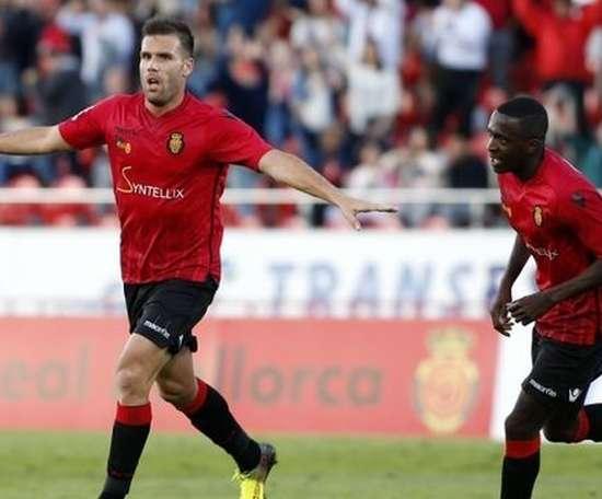 El Mallorca logró la salvación. LaLiga