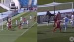 El gol olímpico del Nàstic que sacó de quicio al Castilla de Raúl