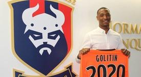 Gotilin firma un contrato profesional con el Caen. SMCaen