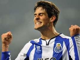 El Oporto ha vuelto a ceder al atacante. PortoFC