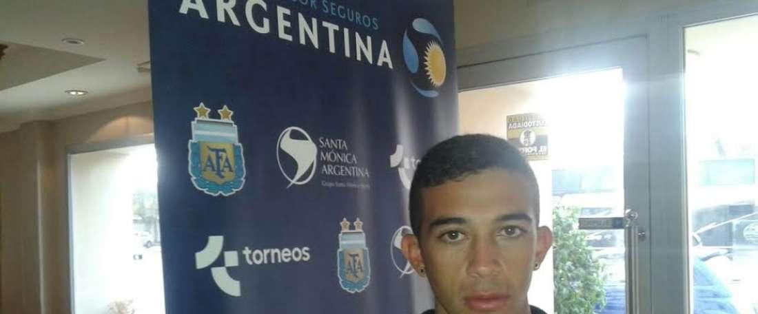 Gonzalo Bravo deja el Deportivo Riestra y jugará cedido en Defensa y Justicia. DefensaPasion