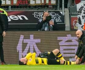 O internacional alemão é um dos importantes jogadores dos 'aurinegros'. BVB