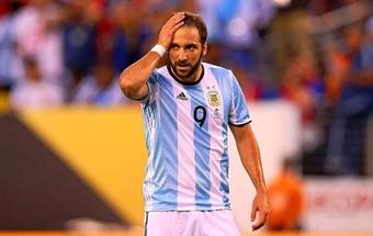 Higuaín habló sobre su decisión de no volver a jugar con Argentina. EFE
