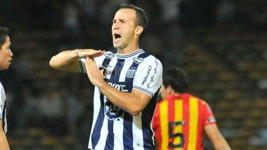 Gonzalo Klusener, nuevo refuerzo de Talleres de Córdoba. ClubTalleres
