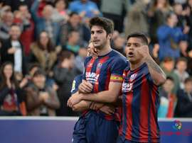 El Huesca goleó al Lugo. LaLiga