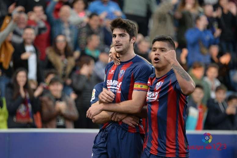 El Huesca está que se sale y quiere más. LaLiga