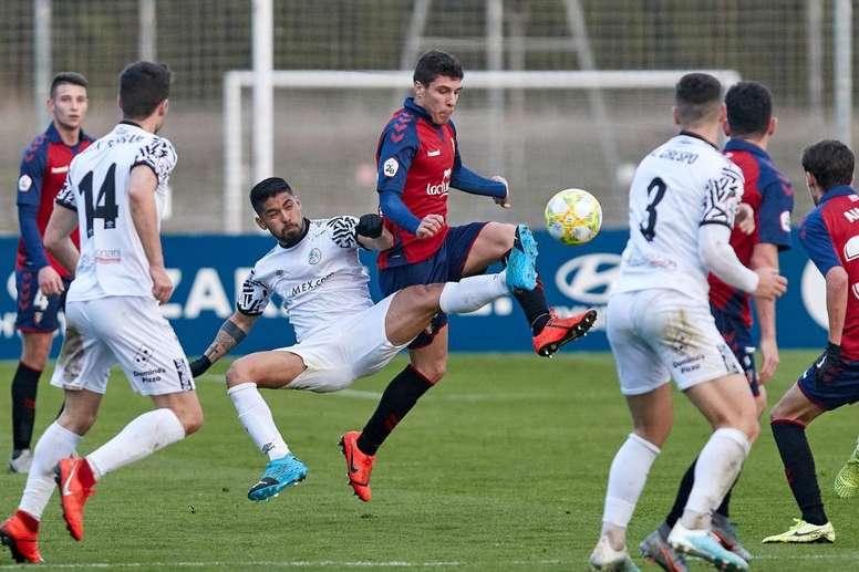 Gorka Zabarte (c), brillante estudiante y prometedor futbolista. Osasuna