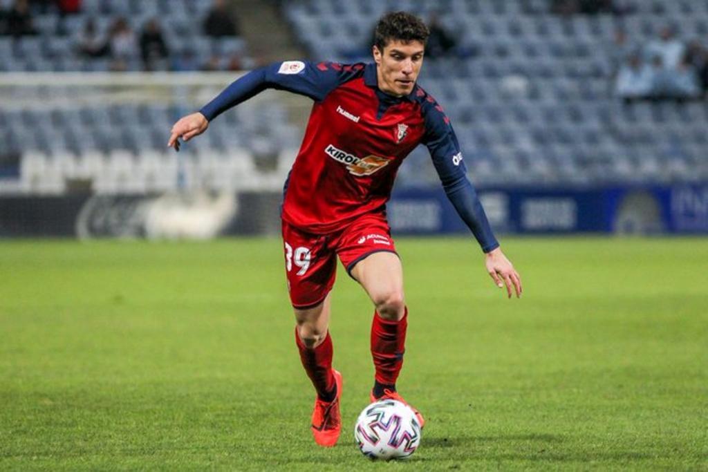 Gorka Zabarte, futuro futbolista de Primera... y analista de datos