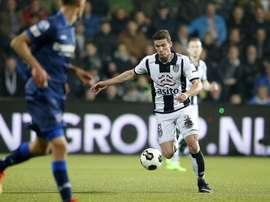 Gosens probará suerte en la Serie A. HeraclesAlmelo