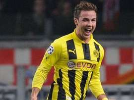 Gotze had his best form for the club under Klopp. EFE