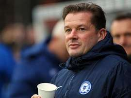 Graham Westley will no longer manage at Peterborough. ThePosh